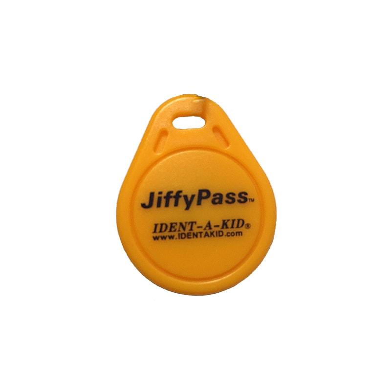 JiffyPass RFID Keyfobs
