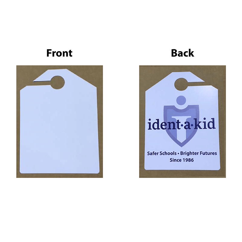 Car Hang Tags