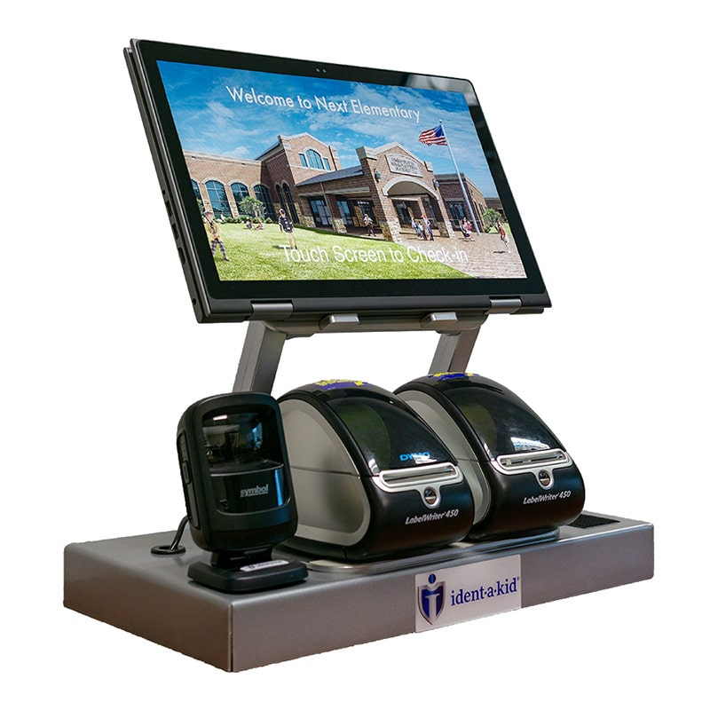 *All-In-One Kiosk Package