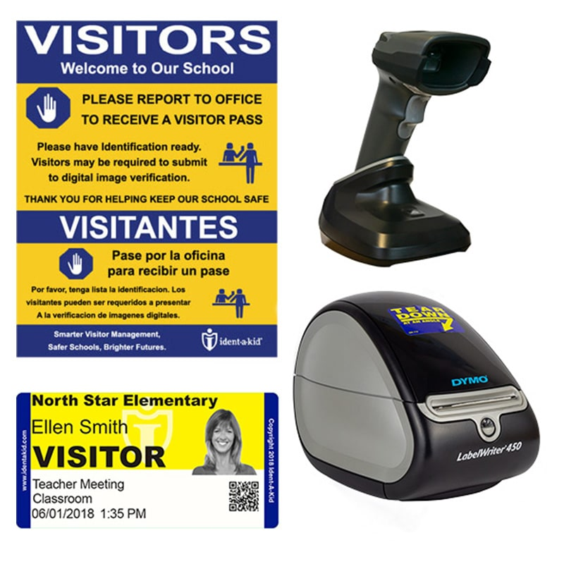 *Visitor Starter Package