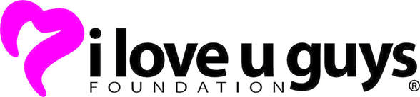 "The ""I Love U Guys"" Foundation logo"